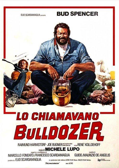 Они называли его Бульдозер - Lo chiamavano Bulldozer