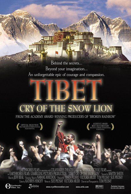 Тибет: Плач снежного льва - Tibet- Cry of the Snow Lion