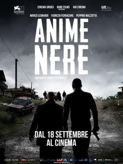 Черные души - Anime nere