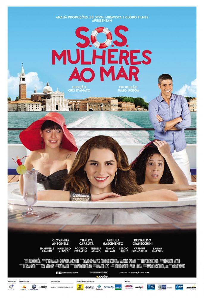S.O.S. Женщины в море - S.O.S.- Mulheres ao Mar
