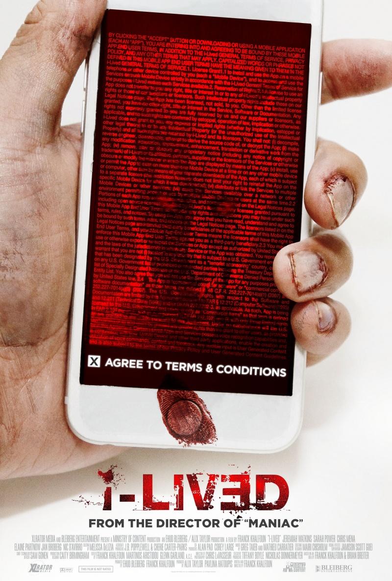 Приложение - I-Lived