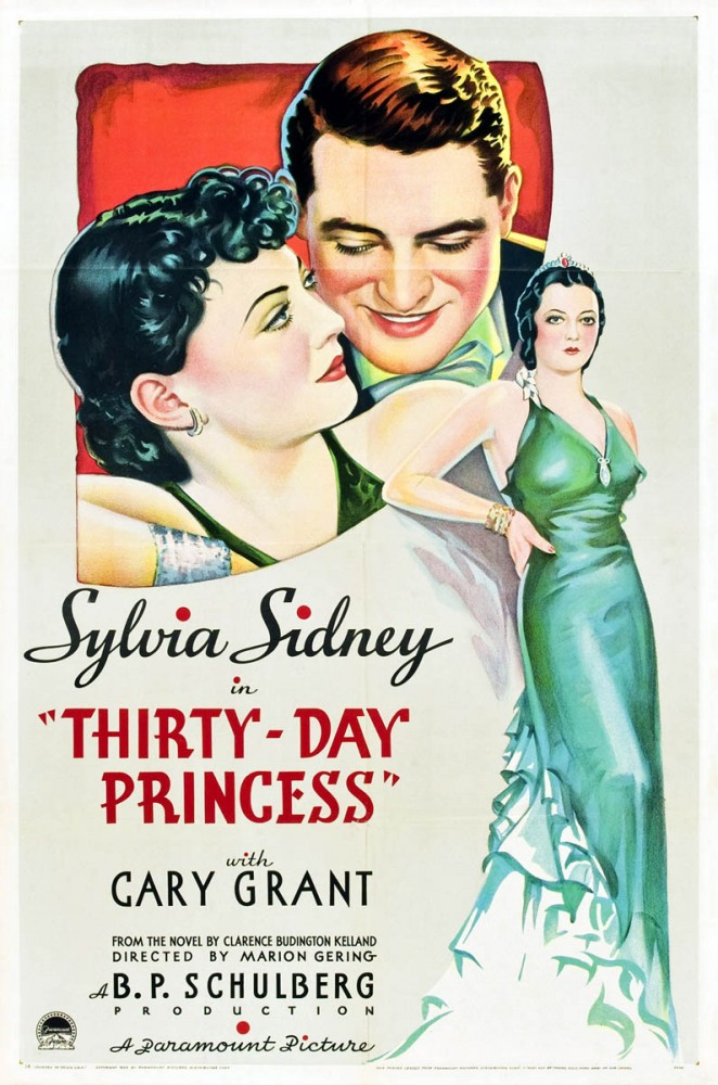 Принцесса на тридцать дней - Thirty Day Princess