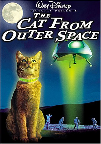 Кот из космоса - The Cat from Outer Space