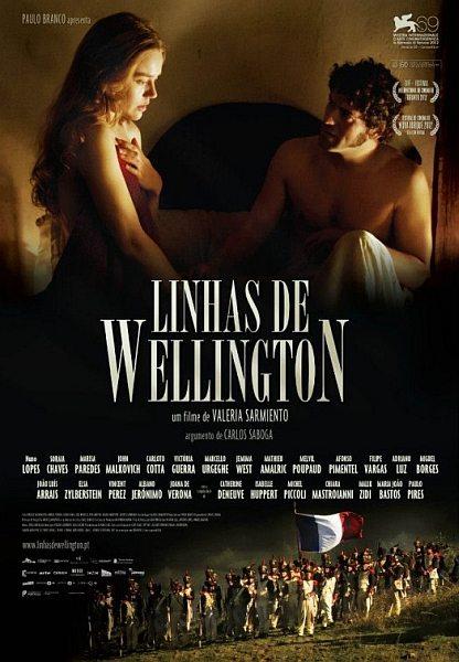 Линии Веллингтона - Linhas de Wellington