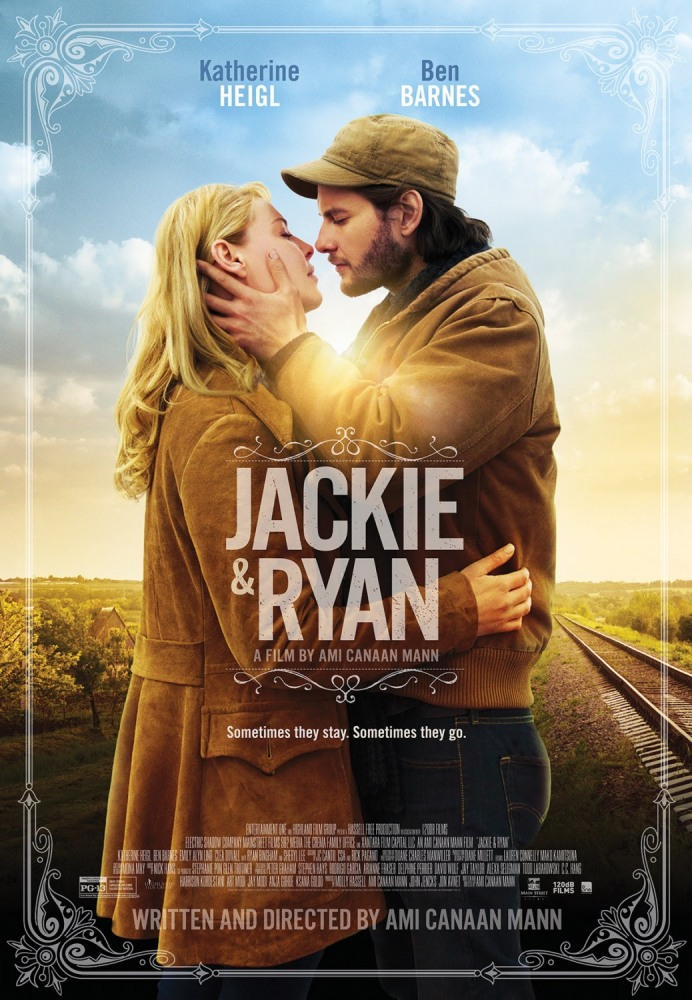 Джеки и Райан - Jackie & Ryan