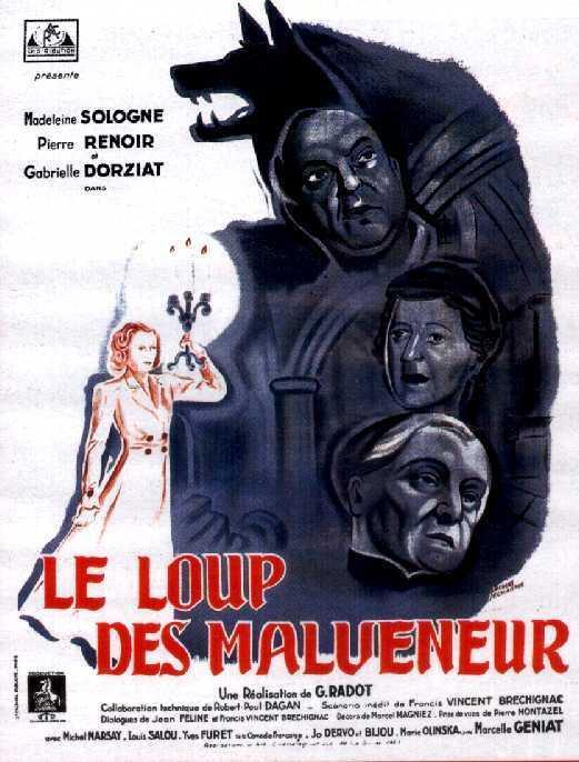 Волк Мальвенера - Le loup des Malveneur