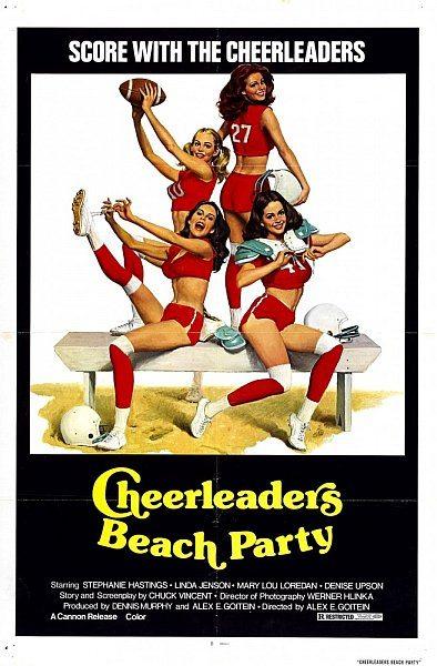 ���������� �� ����� - Cheerleaders Beach Party