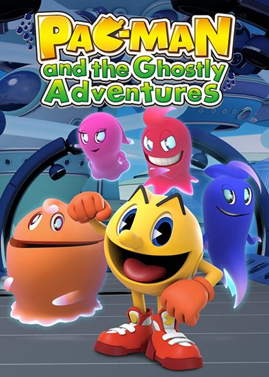 ������ � ���� ���������� - Pac-Man and the Ghostly Adventures