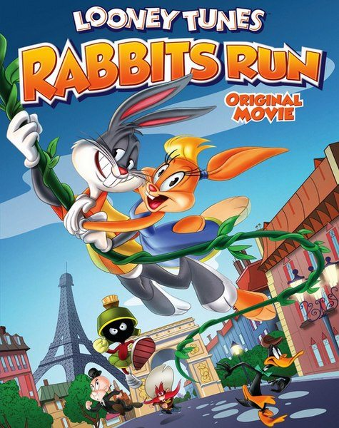 Луни Тюнз: Кролик в бегах - Looney Tunes- Rabbits Run