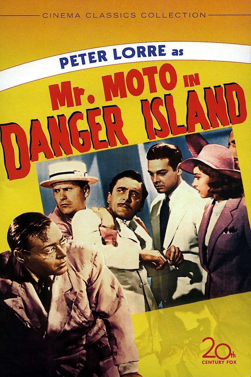 Мистер Мото на опасном острове - Mr. Moto in Danger Island