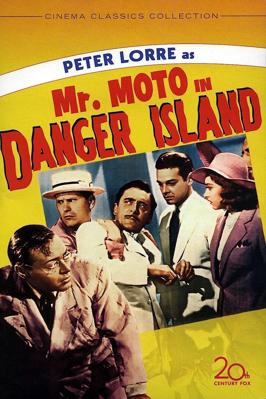 Мистер Мото на опасном острове - Mr. Moto in Danger Island