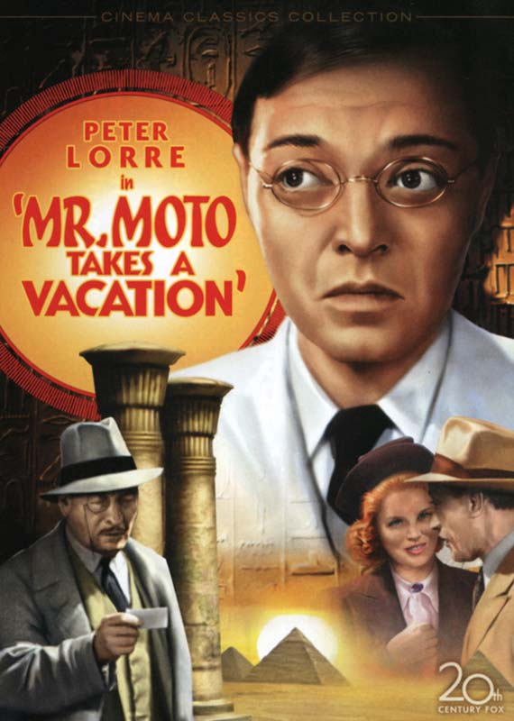 ������ ���� ����� ������ - Mr. Moto Takes a Vacation