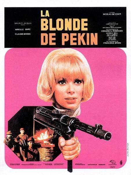 Пекинская блондинка - La blonde de PГ©kin