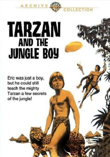 ������ � ������� �� �������� - Tarzan and the Jungle Boy