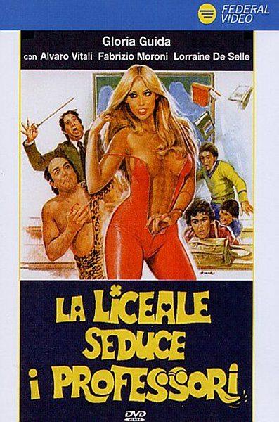Лицеистка соблазняет преподавателей - La liceale seduce i professori
