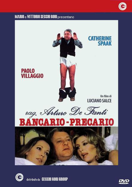 Банкир-неудачник - Rag. Arturo De Fanti, bancario - precario