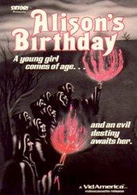 День рождения Элисон - Alison's Birthday