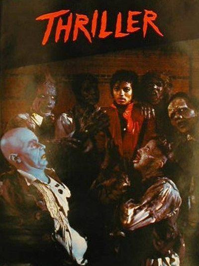 Триллер - Michael Jackson- Thriller