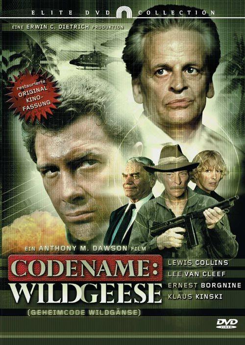 Кодовое имя: Дикие гуси - Geheimcode- WildgГ¤nse
