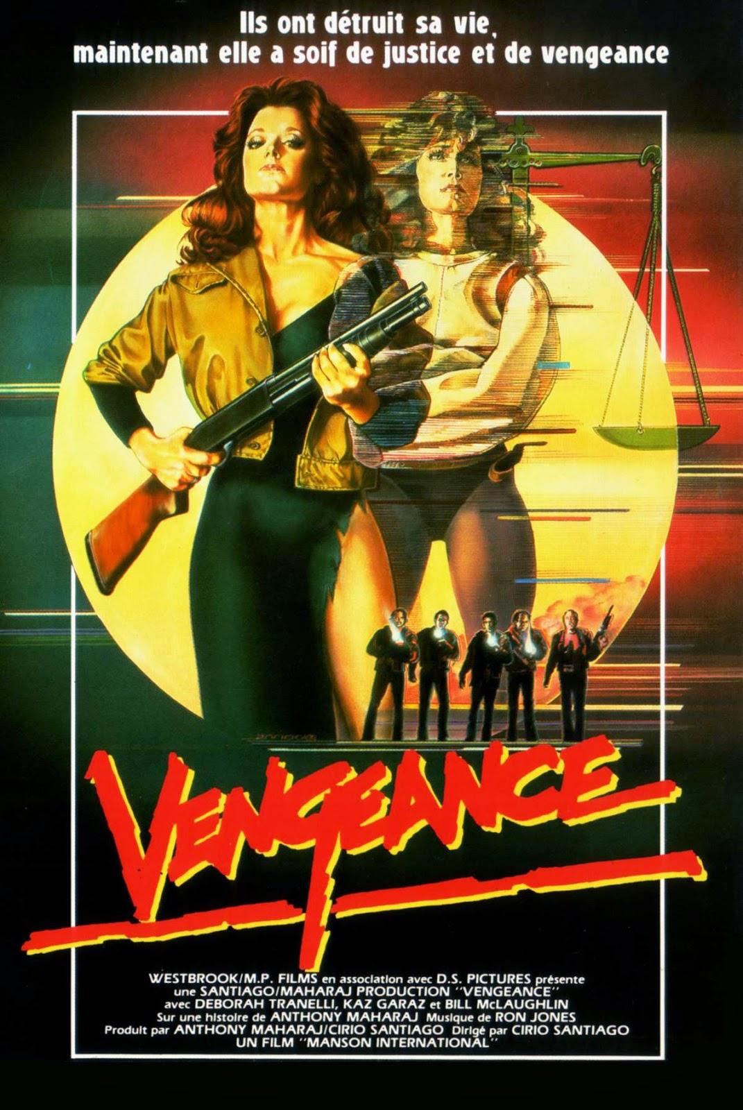 Обнаженная месть - Naked Vengeance