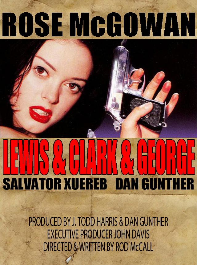 Опасное трио - Lewis & Clark & George