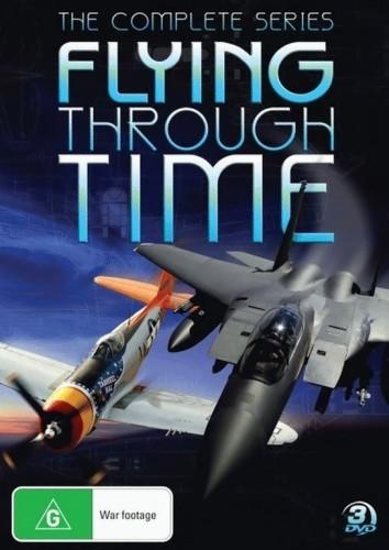 Полет сквозь время - DC Wings - Flying Through Time