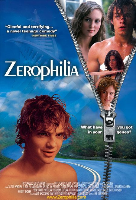 Зерофилия - Zerophilia
