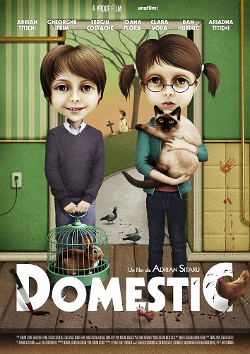 Люди и звери - Domestic