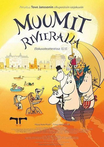 Мумитролли на Ривьере - Muumit Rivieralla