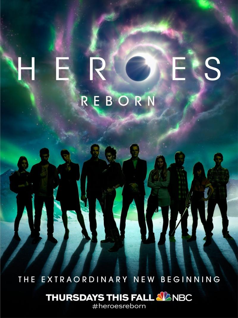 Герои: Возрождение - Heroes Reborn