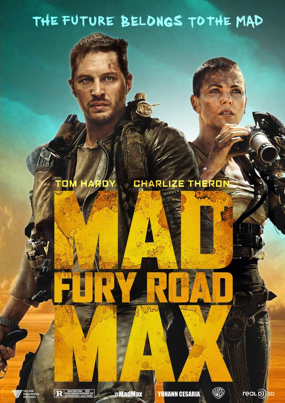 Безумный Макс: Дорога Ярости: Дополнительные материалы - Mad Max- Fury Road- Bonuces