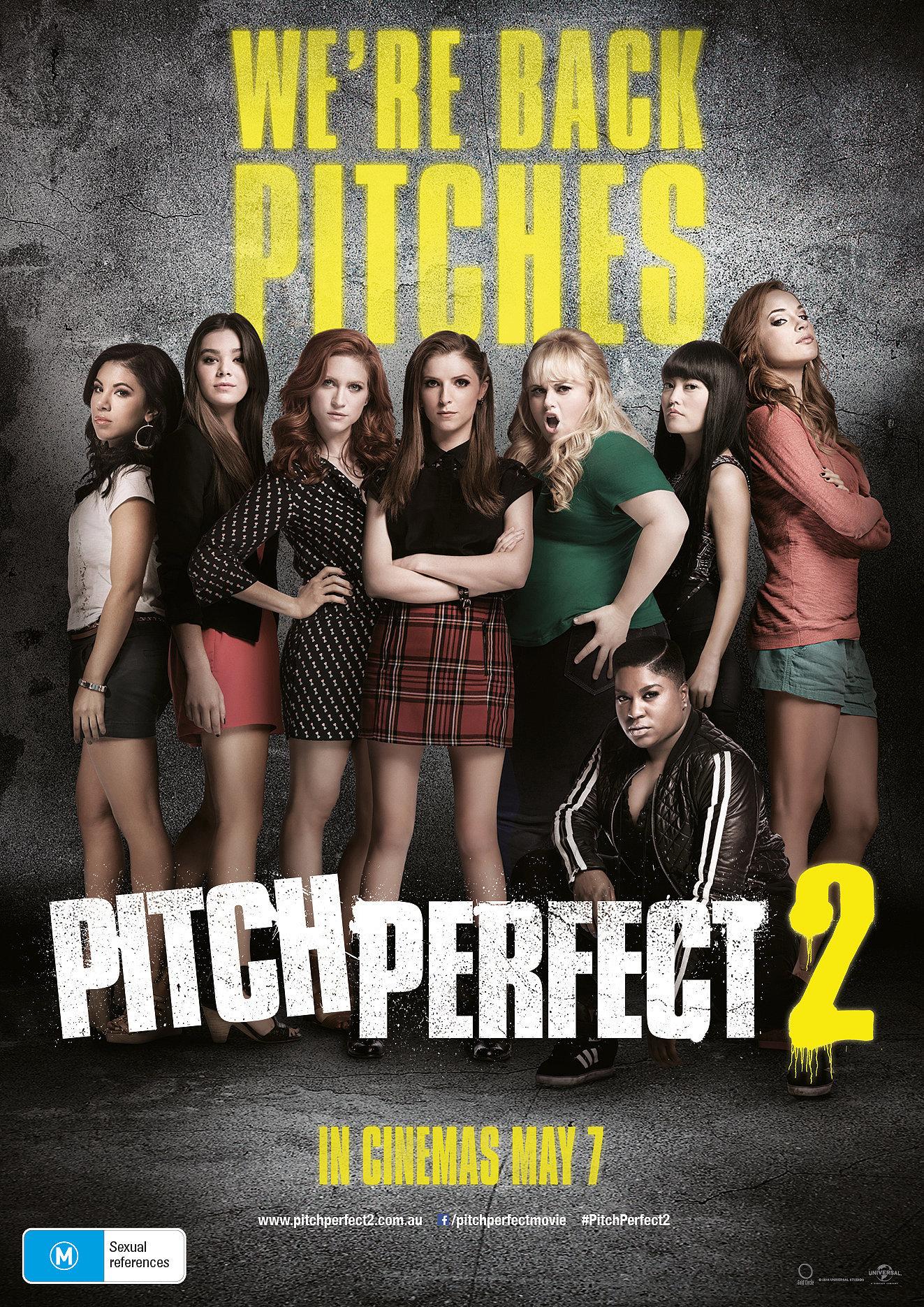 Идеальный Голос 2: Дополнительные материалы - Pitch Perfect 2- Bonuces