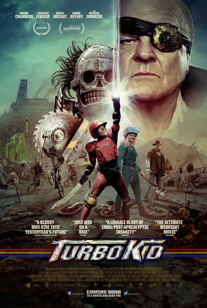 Турбо Пацан - Turbo Kid