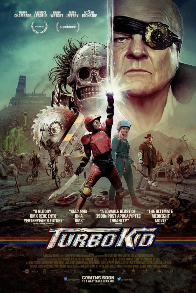 ����� ����� - Turbo Kid