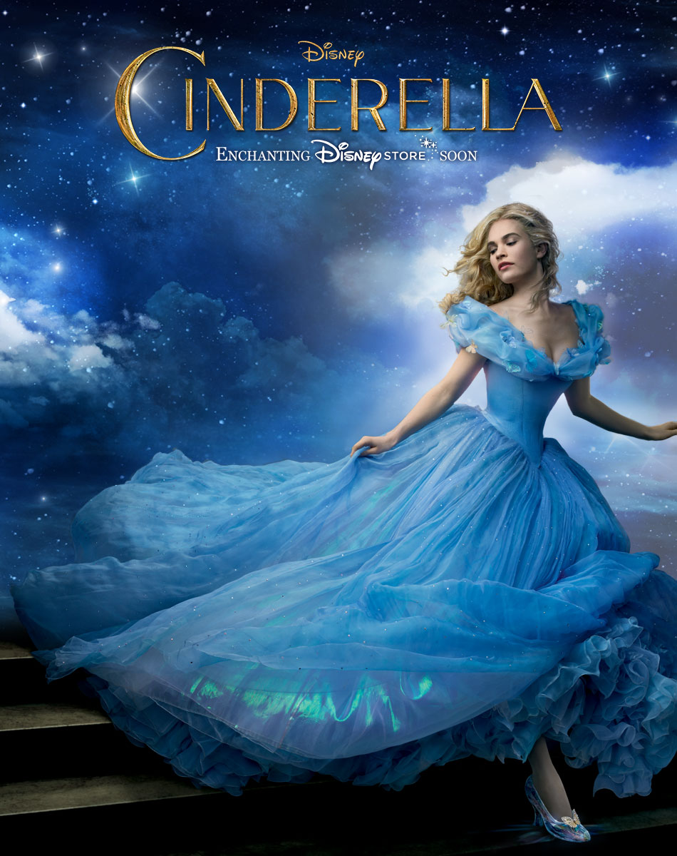 Золушка: Дополнительные материалы - Cinderella- Bonuces