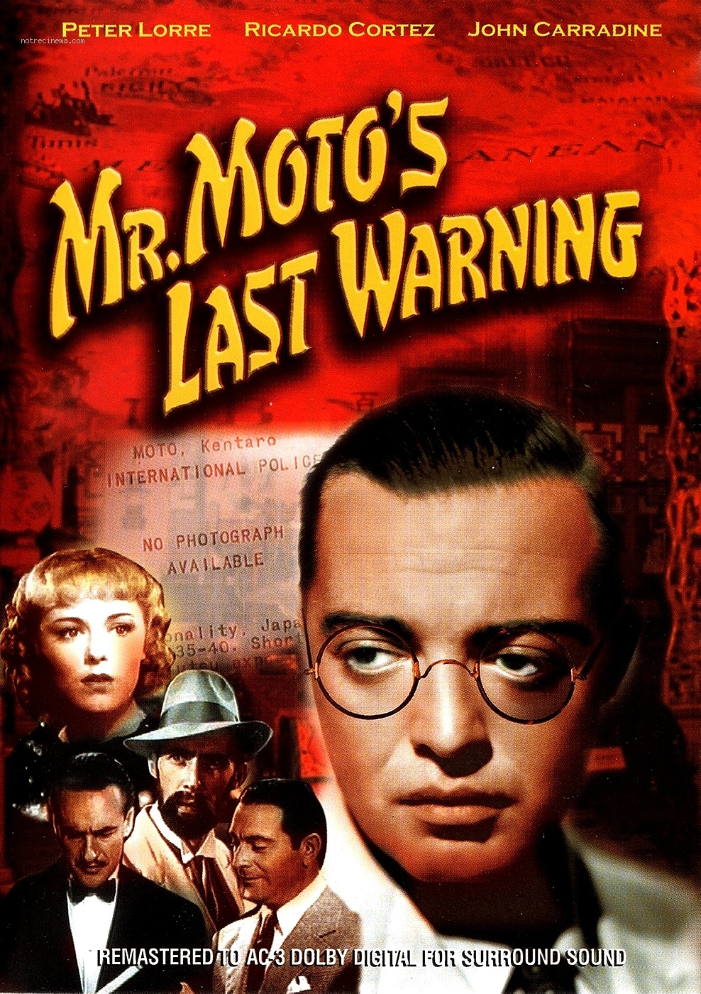 Последнее предупреждение мистера Мото - Mr. Moto's Last Warning