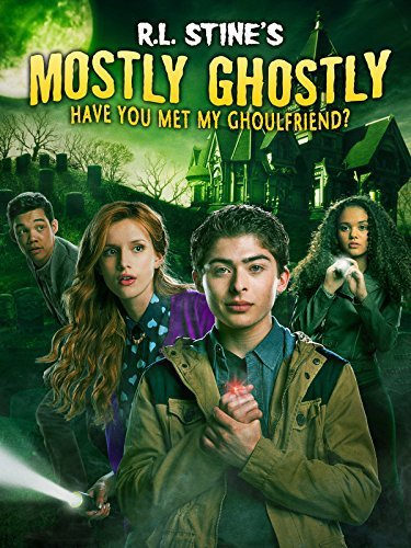 ��������� ����������: �� ������� � ���� ������ ����������? - Mostly Ghostly- Have You Met My Ghoulfriend
