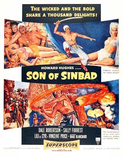 Сын Синдбада - Son of Sinbad