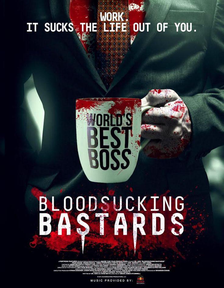 Кровососущие подонки - Bloodsucking Bastards