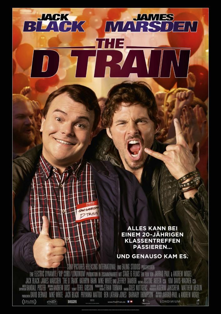 Дорога в Голливуд - The D Train
