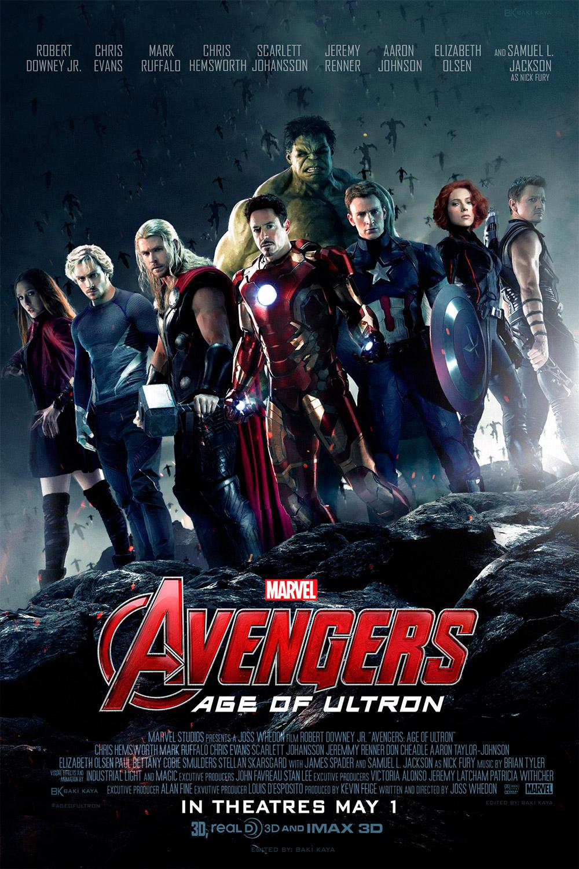 Скачать мстители: эра альтрона / avengers: age of ultron (2015.