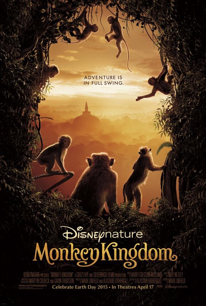 Королевство обезьян - Monkey Kingdom