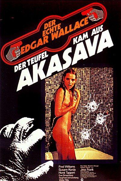 Дьявол прибыл из Акасавы - Der Teufel kam aus Akasava