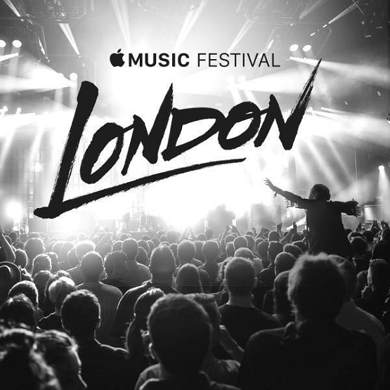 Pharrell Williams - Apple Music Festival – London