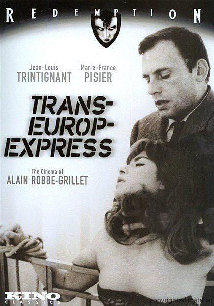 Трансъевропейский экспресс - Trans-Europ-Express