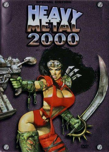 Тяжёлый металл 2000 - Heavy Metal 2000