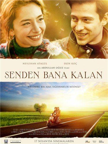 Всё, что мне осталось от тебя - Senden Bana Kalan