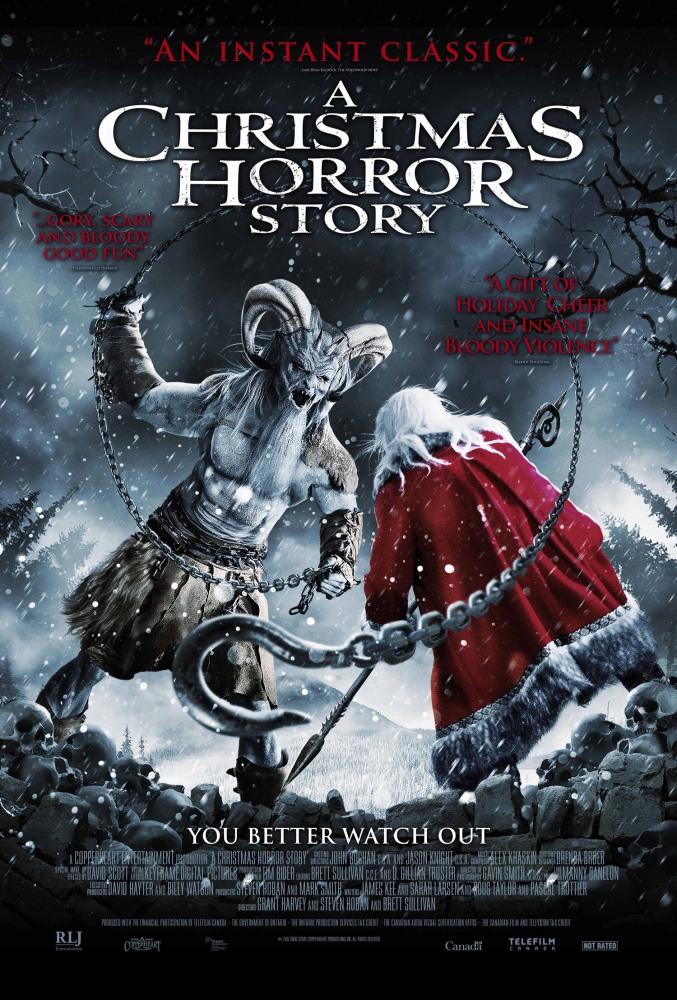 Рождественские страшилки - A Christmas Horror Story