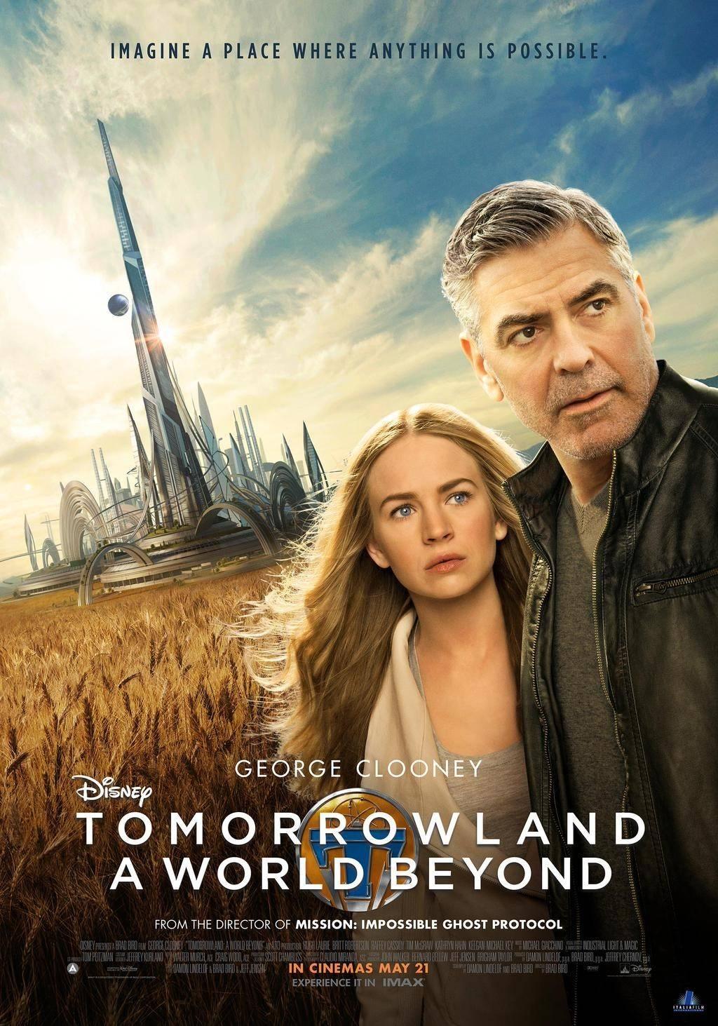 Земля Будущего: Дополнительные материалы - Tomorrowland- Bonuces