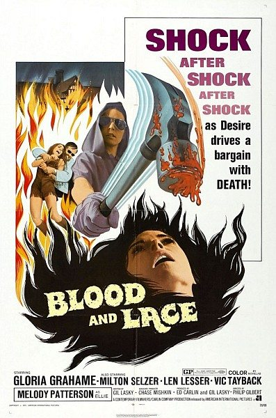 ����� � ������� - Blood and Lace
